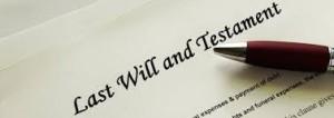 Last Will and Testament Icon