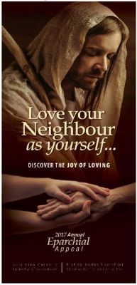 Love your Neighbour as yourself . . . - 2017 Logo AEA